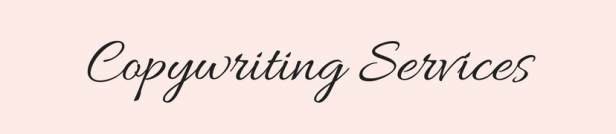 I provide copywriting services for hospitality business owners