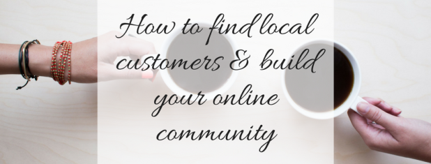 How to find local customers and build your online community for Hospitality venues
